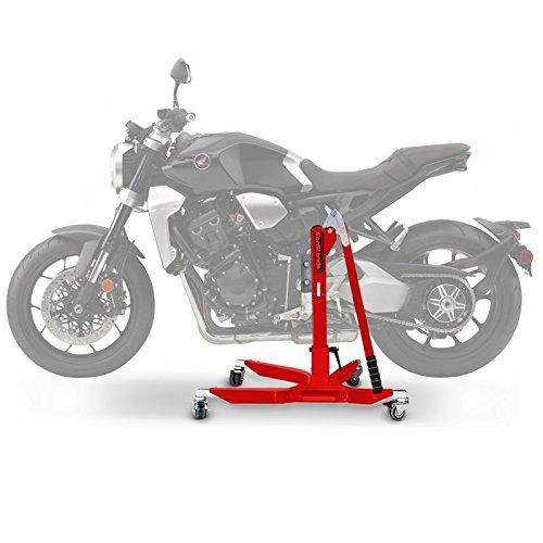 Preisvergleich Produktbild ConStands Power Classic-Zentralständer für Honda CB 1000 R 18-20 Rot Motorrad Aufbockständer Heber Montageständer