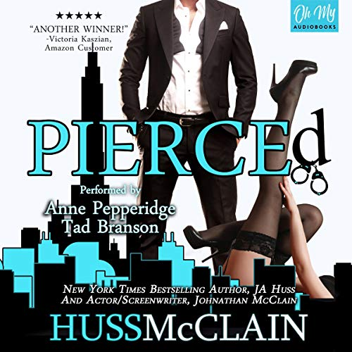 Pierced     Tall, Dark, and Handsome Series, Book 2              By:                                                                                                                                 JA Huss,                                                                                        Johnathan McClain                               Narrated by:                                                                                                                                 Tad Branson,                                                                                        Anne Pepperidge                      Length: 9 hrs and 15 mins     96 ratings     Overall 4.7