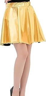 376810fa2 Amazon.es: Dorado - Faldas / Mujer: Ropa