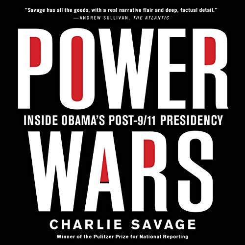 Power Wars audiobook cover art