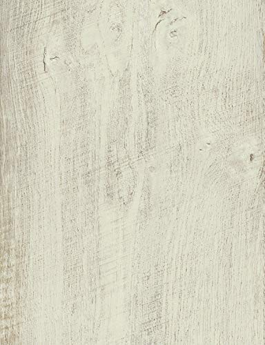 moderna Laminat grau 7mm | Klick Bodenbelag Eiche hellgrau im Format 198x1288mm | Grau Laminat Dielen Strobo impression | Lieferumfang 3,06qm