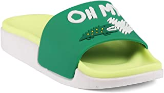 Walktrendy Unisex Kid's Flip-Flops