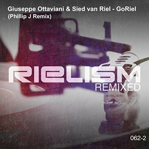 Giuseppe Ottaviani & Sied van Riel