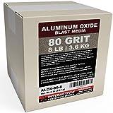 #80 Aluminum Oxide - 8 LBS - Medium to Fine...