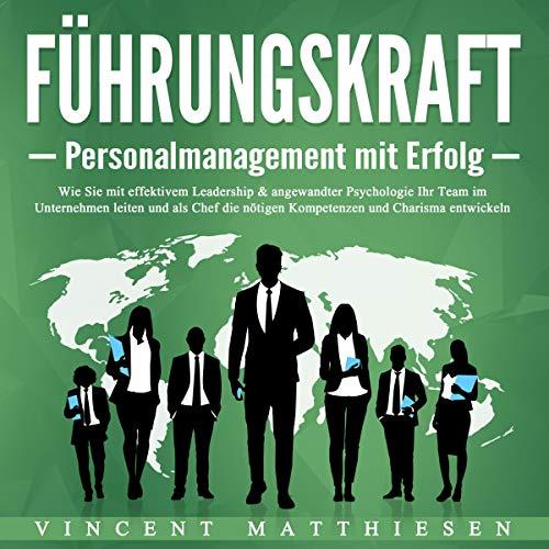 Führungskraft - Personalmanagement mit Erfolg Titelbild