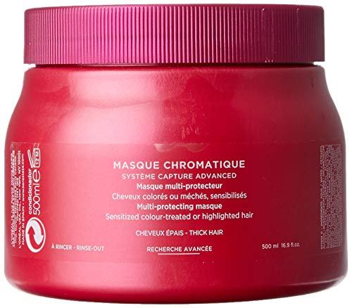 Kerastase Reflection Masque Chromatique Cheveux Épais 500 Ml 1 Unidad 500 g