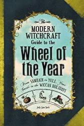 wheel of the year book cover modern witch
