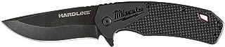 Milwaukee 48-22-1999 3.5 in. Hardline Smooth Blade Pocket Knife