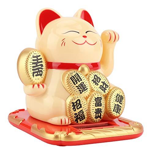 avis mobile chinois professionnel Un chat qui fait signe, une main qui secoue l'énergie solaire, un chat qui fait signe…