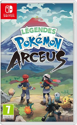 Légendes Pokémon : Arceus (Nintendo Switch)