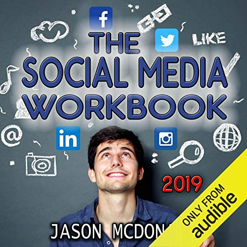 Page de couverture de Social Media Marketing: How to Use Social Media for Business (2019 Updated Edition)