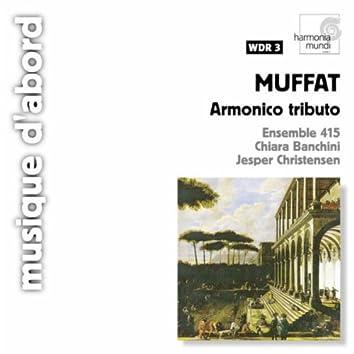 Muffat: Armonico tributo - Concerti grossi