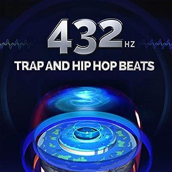 432hz TRAP + HIP HOP BEATS (I HAD MY EYES CLOSED)