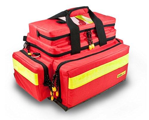 AEROcase® - Pro1R BL1 - Notfalltasche Polyester Gr. L - Rettungsdienst Notfall Rucksack - NotfalNotfalltasche MIH Medical