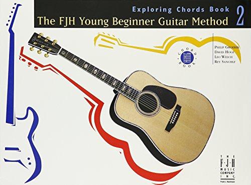 FJH Young Beginner Guitar Method Exploring Chords, Book 2