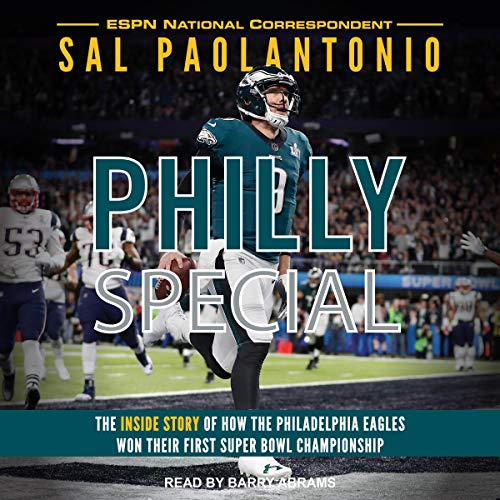 Philly Special audiobook cover art