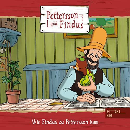 Folge 5: Wie Findus zu Pettersson kam + drei Geschichten (Das Original-Hörspiel zur TV-Serie)