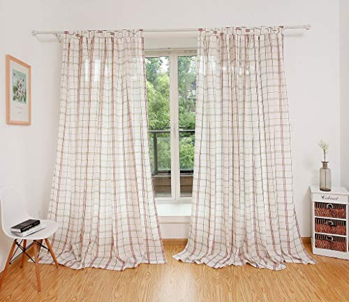 MaoDaAiMaoYi Elegante sjaal Loop Plaid Super Soft Tent Curtain Deco Unico sjaal 1 verpakking Blue Stripe 140 x 245 cm