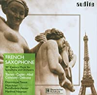 French Saxophone: 20th Century