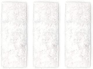 akaddy 9Pcs Wet/Damp Mop+Dry Pad Mop Cloth For Irobot Braava Jet 240 241 Xr346