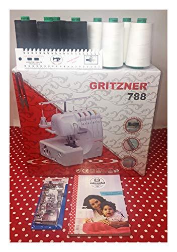 Gritzner Overlock 788-LED CreArtista...