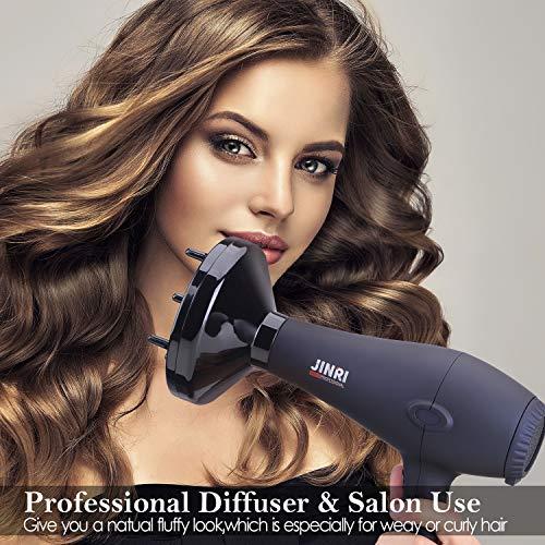 JINRI 1875W Professional Salon Grade Hair Dryer