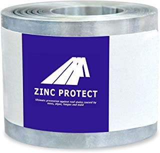 Zinc Protect - Roof Strip for Moss and Mildew Prevention, 2.5