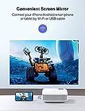 Zoom IMG-1 crosstour proiettore wi fi mini