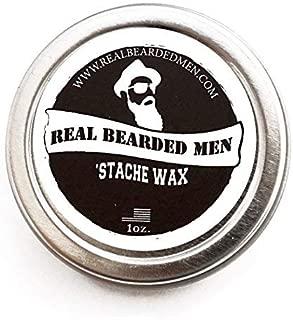 Best fireman's moustache wax Reviews