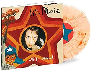 Liz Phair - Whip-smart Exclusive Limited Edition Clear With Orange Smoky Swirl Vinyl LP