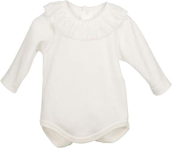 CALAMARO - Bodi Cuello PLUMETI bebé-niños