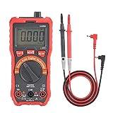 WY-YAN UA8888 Rojo retroiluminación de la pantalla automático multímetro digital DC/AC voltaje Current Meter Preciso