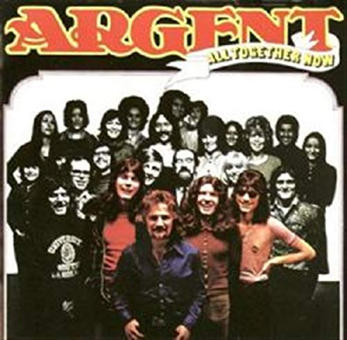 Argent: All Together Now (Expanded+Remastered ed.) (Audio CD (Expanded+Remastered))