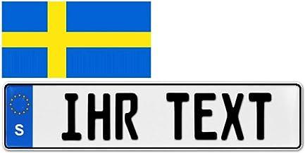 Suchergebnis Auf Für Kfz Kennzeichen Schweden