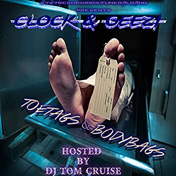 CLOCK AND GEZZI TOETAGS AND BODYBAGS HOSTED BY DJ TOM CRUISE