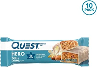 quest pumpkin bar nutrition