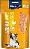 Vitakraft - Meat Me, Snacks para Perros de Carne de Pollo en Tiras - 60 g