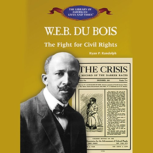 WEB DuBois audiobook cover art