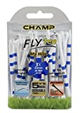 Champ My Hite Fly Tees (83mm) Golf Accessories Tees -