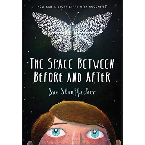 The Space Between Before and After audiobook cover art