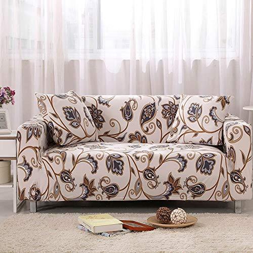 Funda elástica para sofá Funda elástica para sofá Sillones en Forma de L Funda seccional Sofá Toalla Funda para sofá Protector de Muebles A21 3 plazas