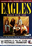 The Eagles Hell Freezes Over 1996 - Original Konzertposter,