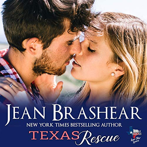 Texas Rescue Audiobook By Jean Brashear cover art