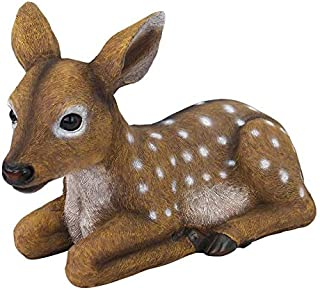 resin deer garden statues