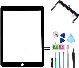 T Phael Black Digitizer Repair Kit for iPad 9.7