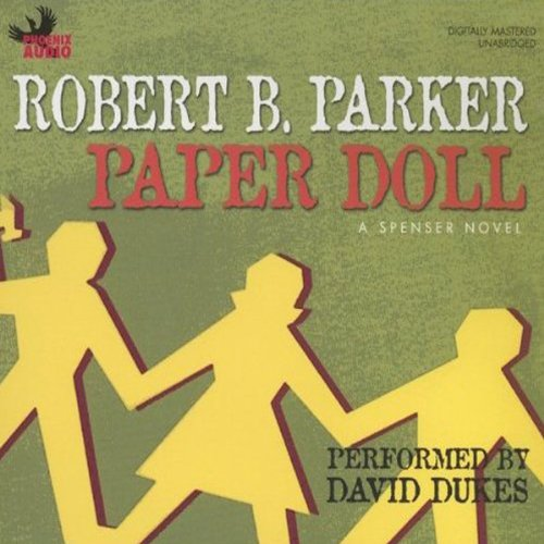Paper Doll audiobook cover art