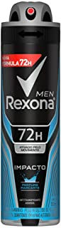 Desodorante Antitranspirante Rexona Masculino Aerosol Impacto 150Ml