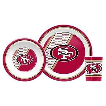 NFL San Francisco 49Ers Children s Dinner Set