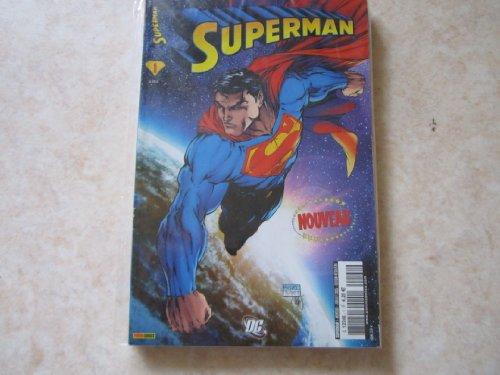 SUPERMAN N° 1 pour demain (juillet 2005)