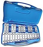 Alysée - Metallofono MT25-CR-BL cromatico 25 note - blu